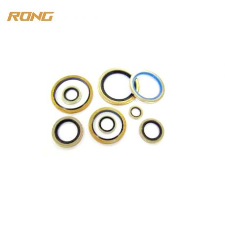 Customized Rubber Bonded Sealing Washer